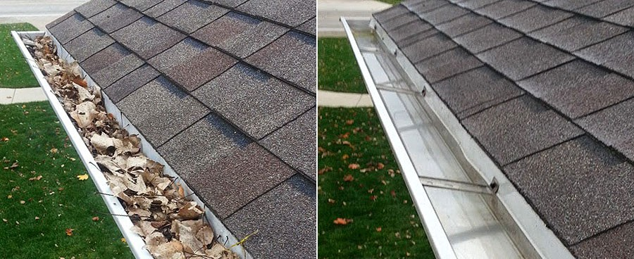How Our Expert Gutter Cleaning Business Makes Your Gutters Gleam